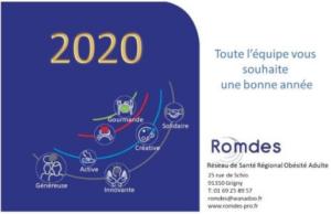 Romdes - Meilleures voeux 2020