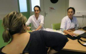 Romdes - hôpital Delafontaine de Saint-Denis
